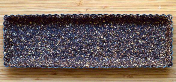 No-bake vegan tart base