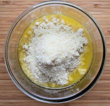 Vegan frangipane preparation